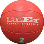 Мяч набивной Medicine Ball InEx IN/MBR-2