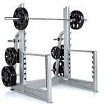 Силовой тренажер FreeMotion F212E / OLYMPIC SQUAT RACK