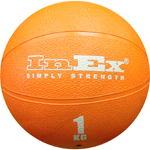 Мяч набивной Medicine Ball InEx IN/MBR-1